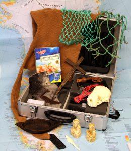Aktionskoffer Expedition Grönland